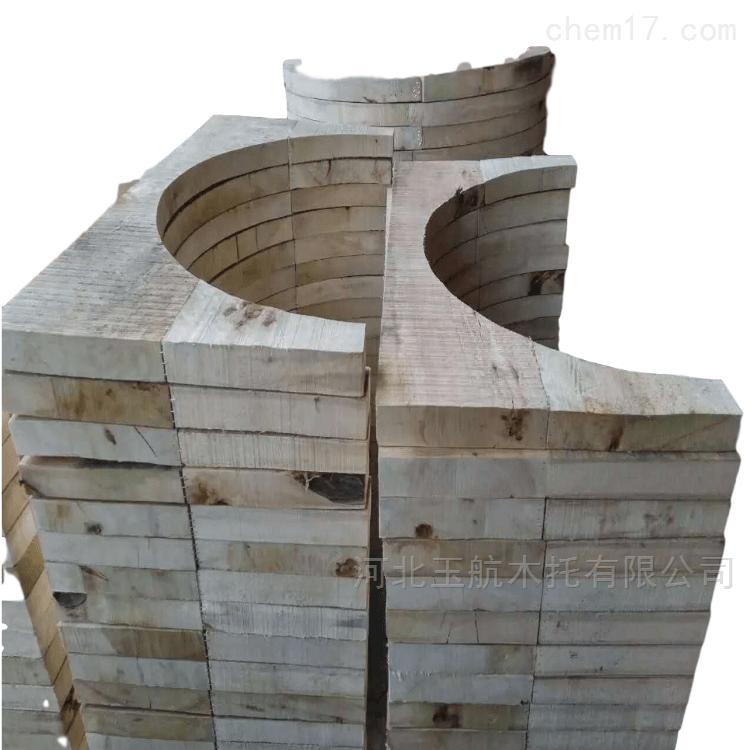 生产* 批发 水管木质管托