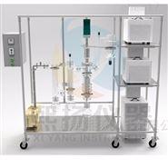 降膜式分子蒸馏仪AYAN-F100浓缩蒸发设备