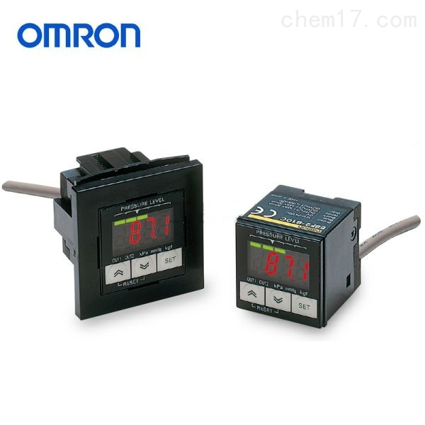 日本欧姆龙OMRON数字压力传感器