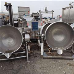 二手电加热夹层锅供应商