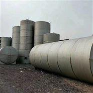 全国求购回收二手不锈钢储罐