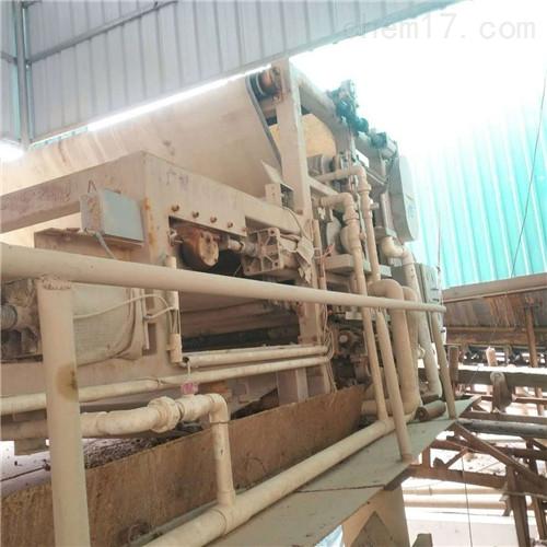 压滤机二手2米的带式过滤机现货出售