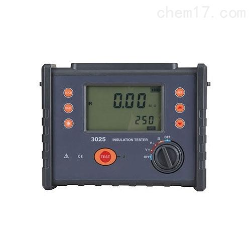 绝缘电阻测试仪3mA