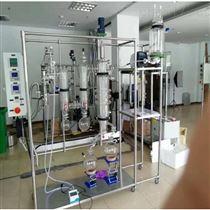 短程分子蒸餾儀AYAN-F100冷凝面積(㎡)0.3