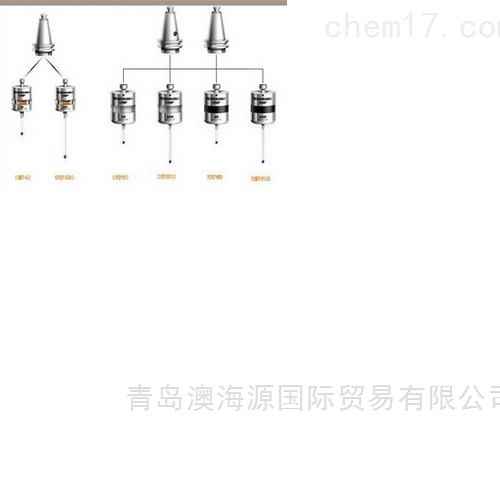 Renishaw雷尼绍机床测头 用刀柄BT30/HSK63