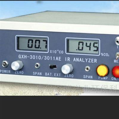 便携式红外线CO/CO2二合一分析仪