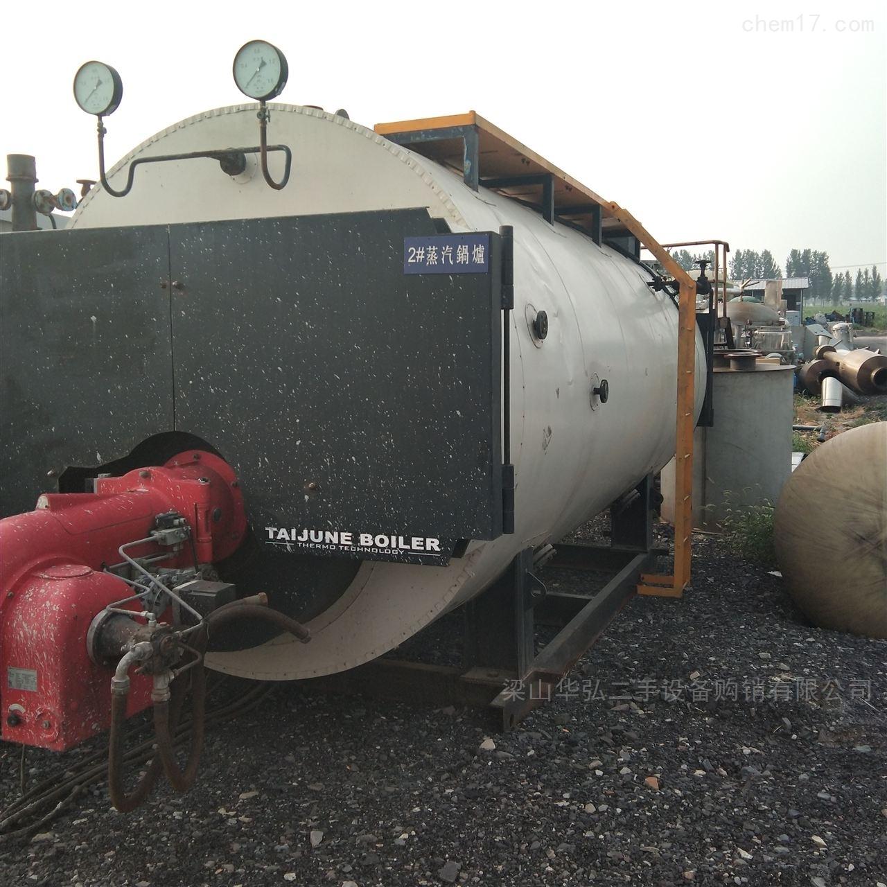 现金回收4吨电加热锅炉