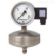 PGT63HP.100, PGT63HP.160德国WIKA威卡带电信号输出的膜盒式压力表