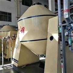 二手6000升搪瓷双锥回转真空干燥机