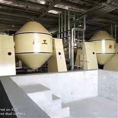 二手5000升不锈钢双锥回转真空干燥机