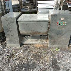 出售二手400升槽型混合机