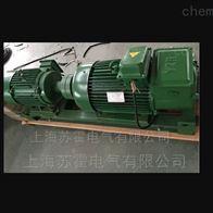 上海中频发电机组技术参数