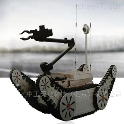 TD-FCR16排爆消防灭火机器人