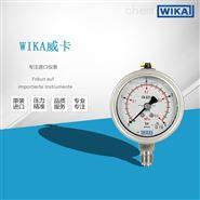 威卡WIKA全不锈钢压力表232.50.063