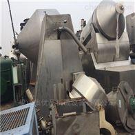 二手双锥回转真空干燥机5立方福安出售