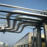 管道铁皮施工专业方法 施工图片