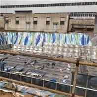 丽江地埋式消防水箱设计