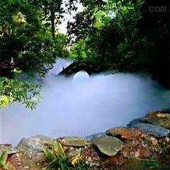 人造雾设备/降温除尘/除尘喷雾