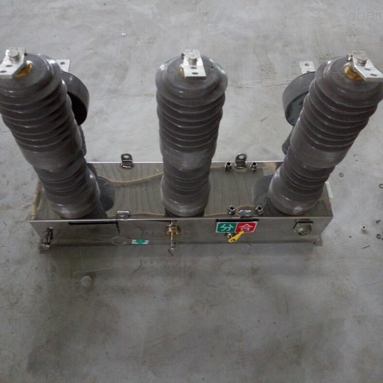 户外高压10kv真空断路器ZW32