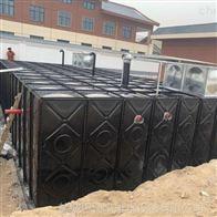 定制常州地埋式消防增压箱泵一体化