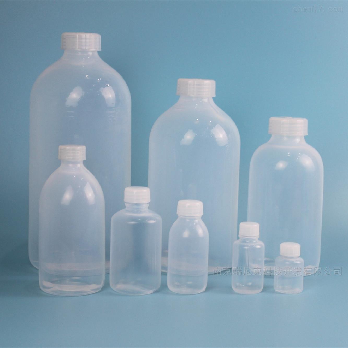 FEP特氟龙试剂瓶耐酸碱