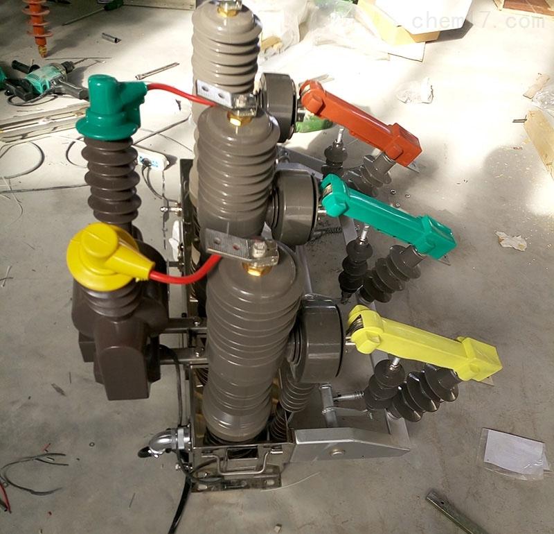 云南昆明10KV柱上高压断路器