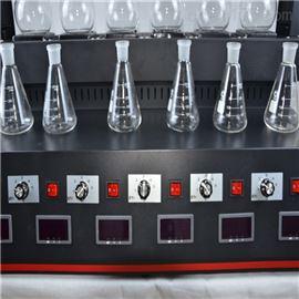 QYZL-6C氨氮自动蒸馏装置