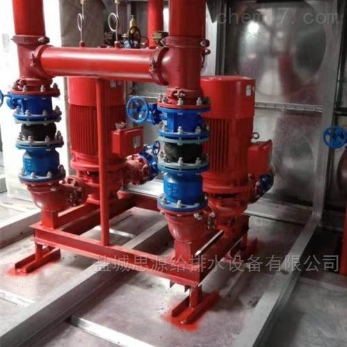 XBZ地埋箱泵一体化内部加强件