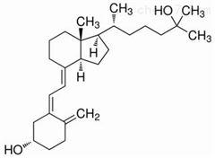 骨化二醇一水物标准品分子式