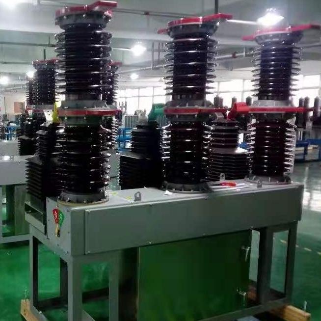 35KV手动操作真空断路器ZW7-40.5高原型现货