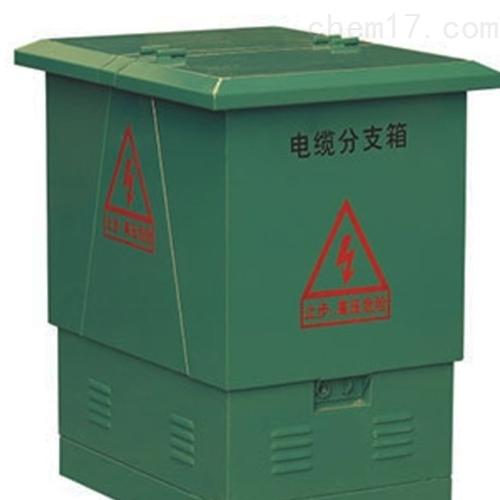 四川成都10KV电缆分支箱一进三出厂家