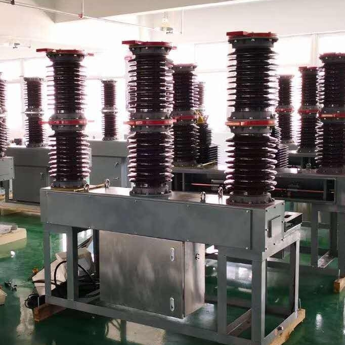 安阳市ZW7-40.5线路型真空断路器35KV
