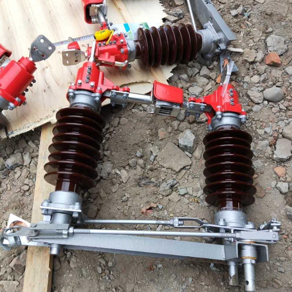 自动分合电路GW4-40.5高压隔离开西安平高