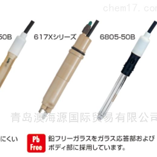 日本倔场HORIBA标准Toup H电极(pH计)