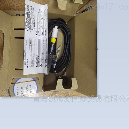 日本倔场HORIBA氢 氟 PH计9631-10D电极