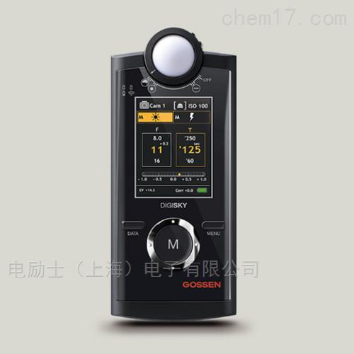 测光表_测光仪器设备DIGISKY功能特点