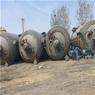 二手外盘管反应釜-2000L-3000L-4000L-5吨