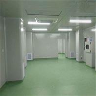 HZD潍坊微生物无菌洁净室整体规划设计与装修