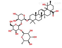 毛冬青皂苷B2性能标准品实验用途