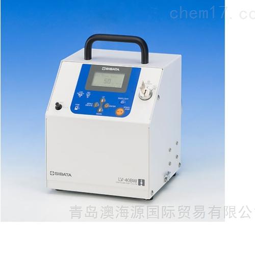 低容量泵日本柴田科学SIBATA抽吸泵