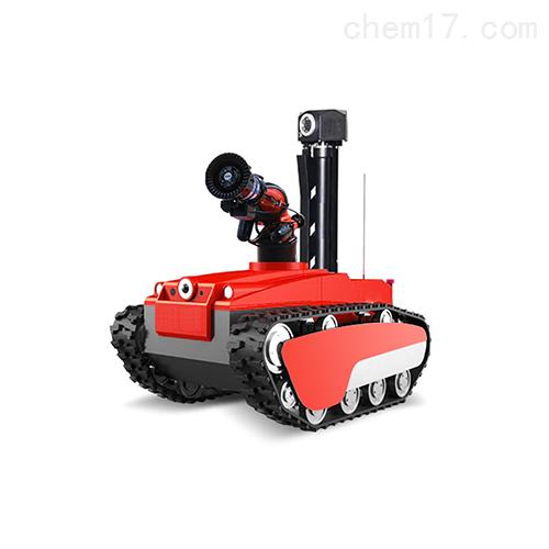消防灭火侦查机器人