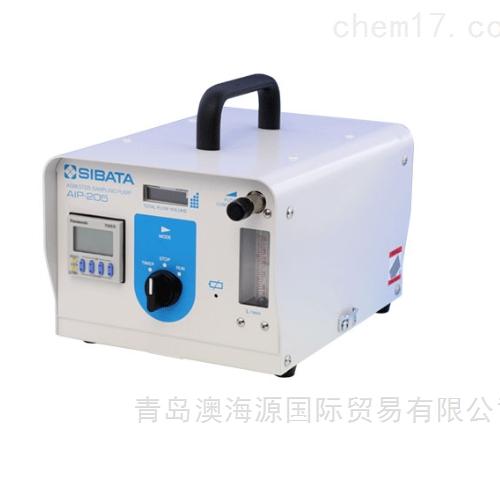 石棉采样泵BU-205日本SIBATA柴田取样泵AIP