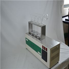 QYKDN-08A八管定氮仪消化炉