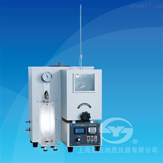 SYD-6536石油产品蒸馏试验器