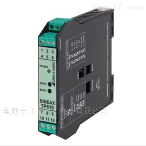 有源信号转换器_变送器SINEAX TP619