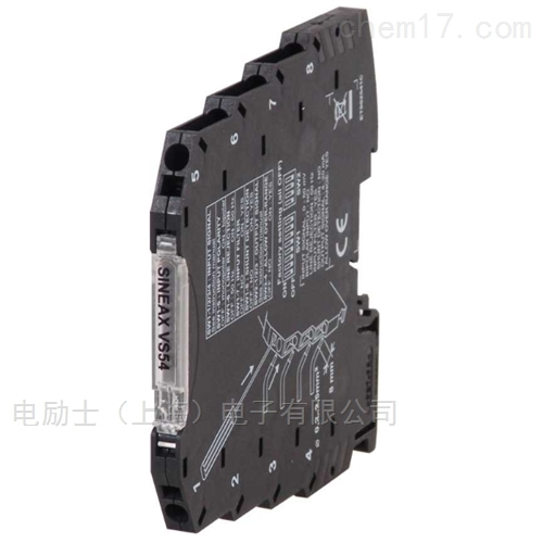 有源信号转换器_隔离器SINEAX VS54