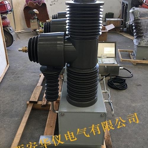 ZW32-40.5/630柱上真空断路器