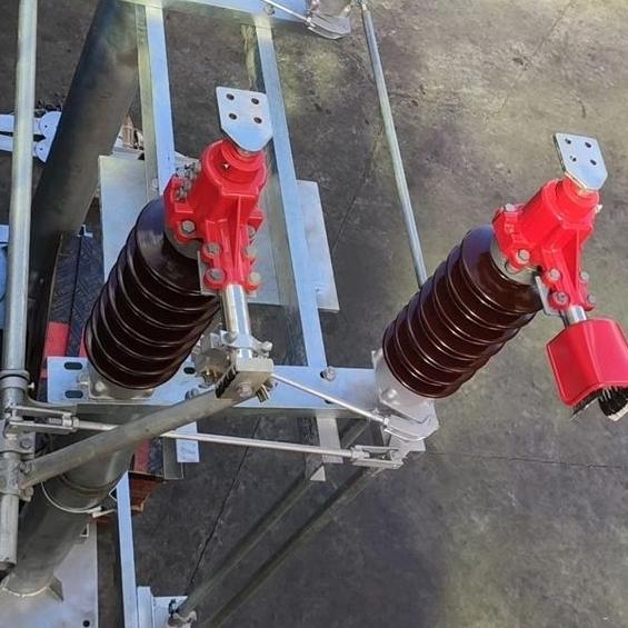 铝合金触头GW4-35kv南网高压户外隔离开关