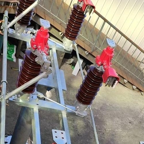 重庆现货35KV户外高压GW4水平式隔离开关