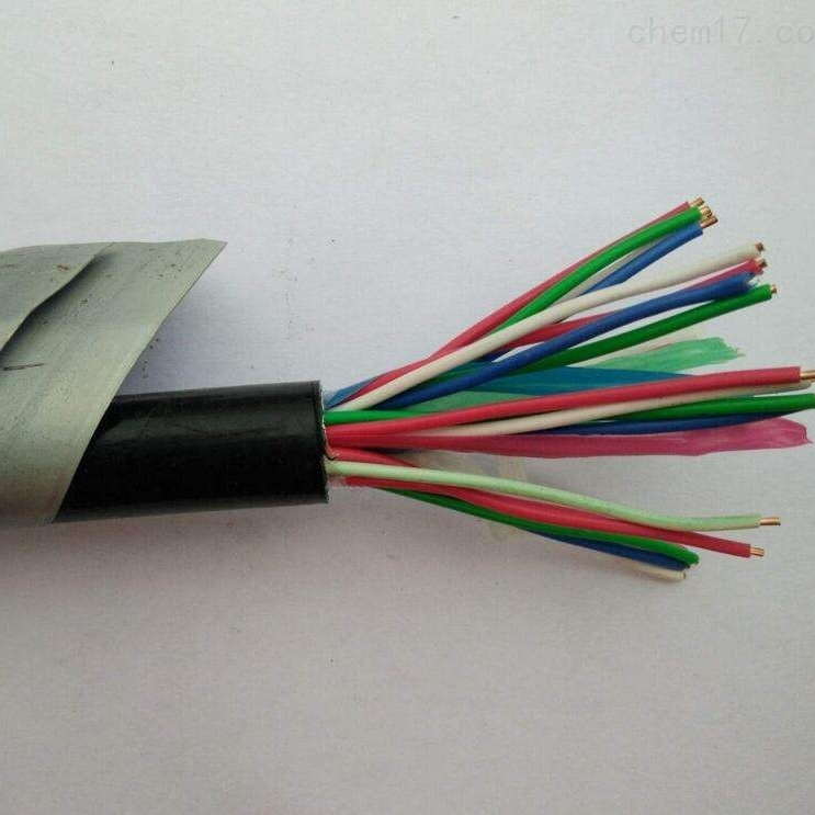 SZVV三合一铠装电缆